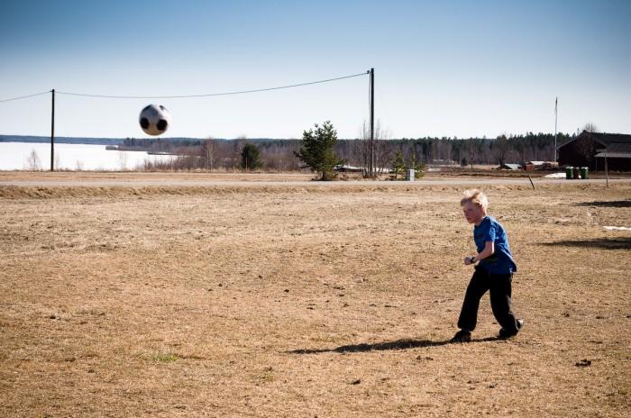 Fotboll © Fotograf Lars-Göran Norlin