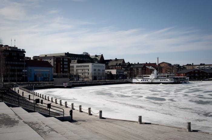 Norra hamn © Fotograf Lars-Göran Norlin