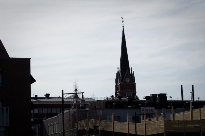 Luleå Domkyrka © Fotograf Lars-Göran Norlin