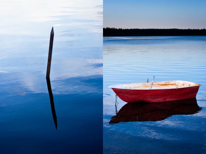 Båt, Bälinge