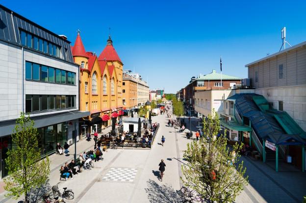 Storgatan, Luleå