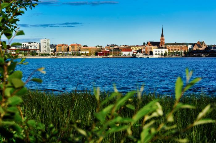 Luleå, 26 juni 2014.